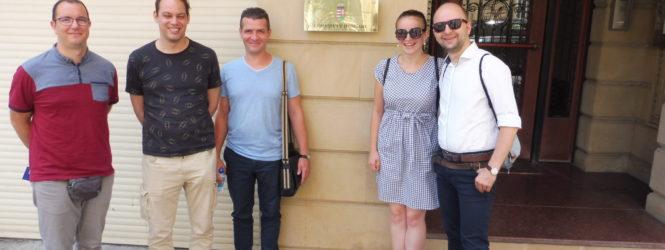 A 9. Selyemút Fesztiválon Azerbajdzsánban