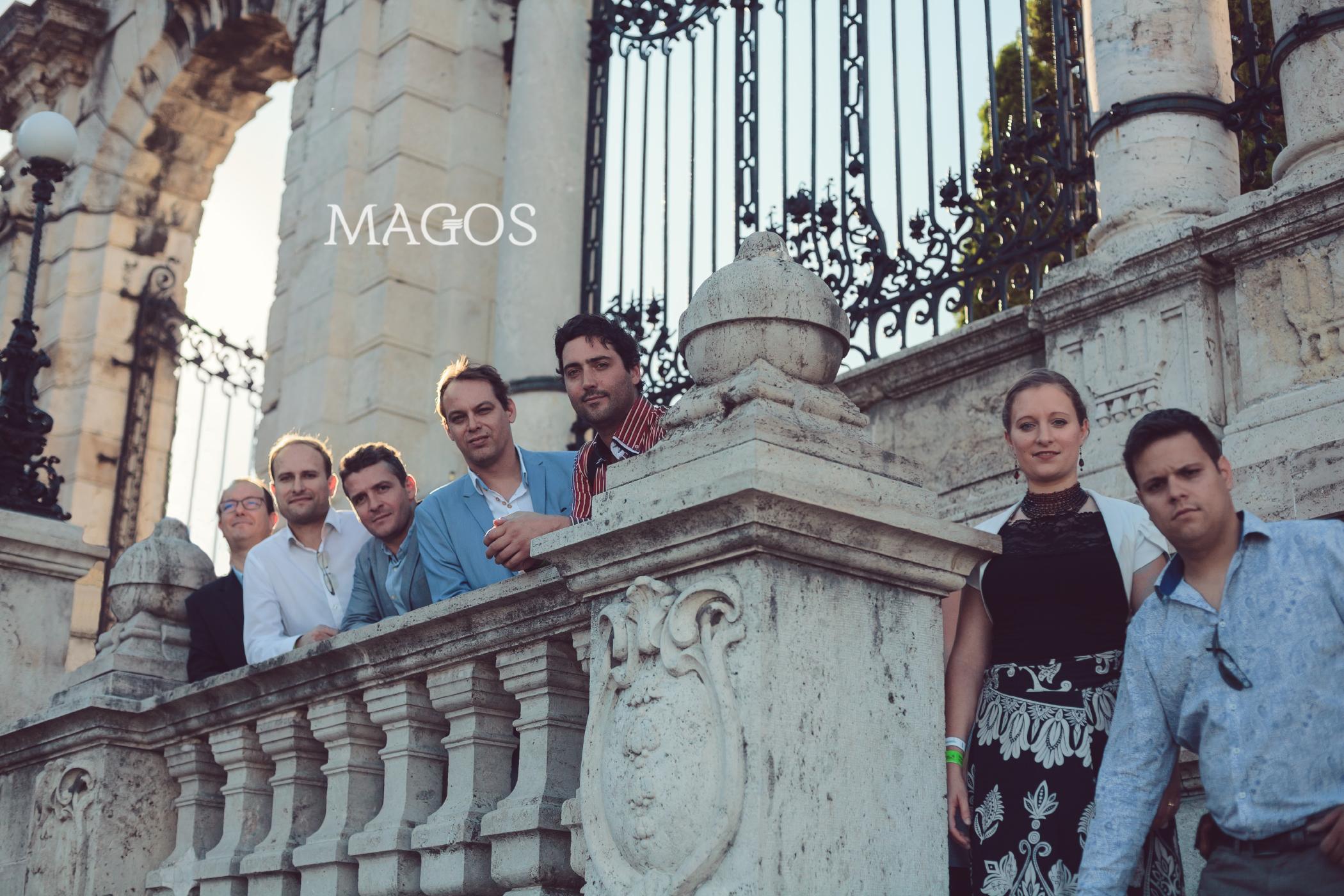 MAGOS - Budai Vár