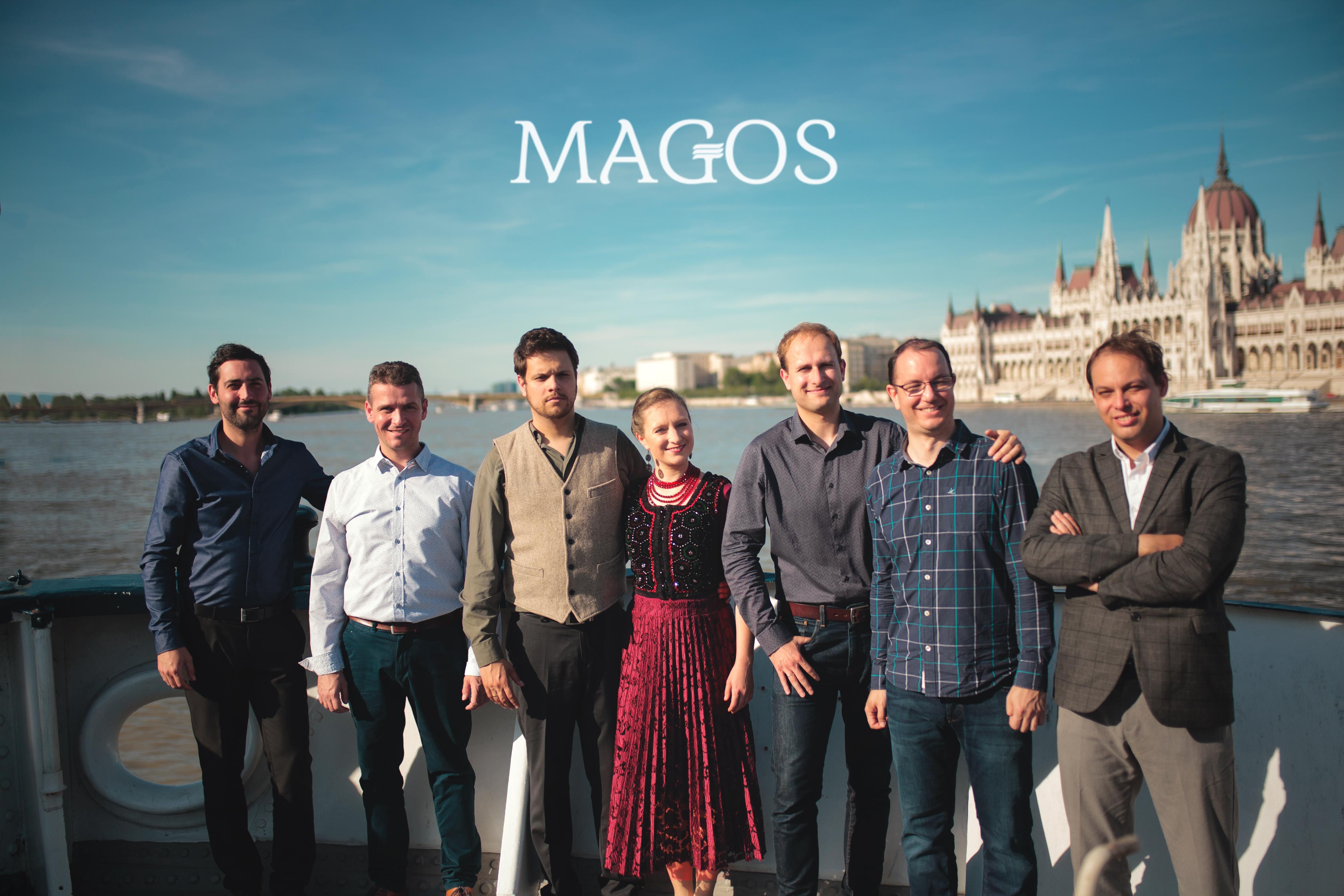 MAGOS - Parlament