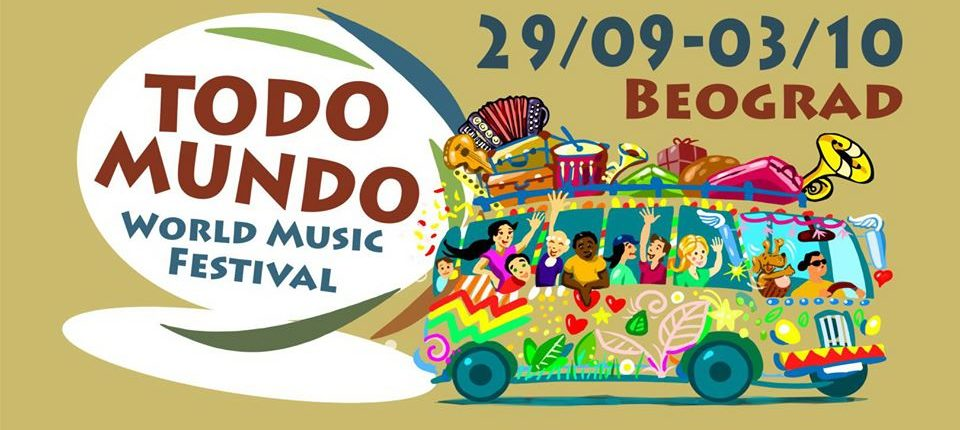 MAGOS // TODO MUNDO World Music Festival  – Belgrad