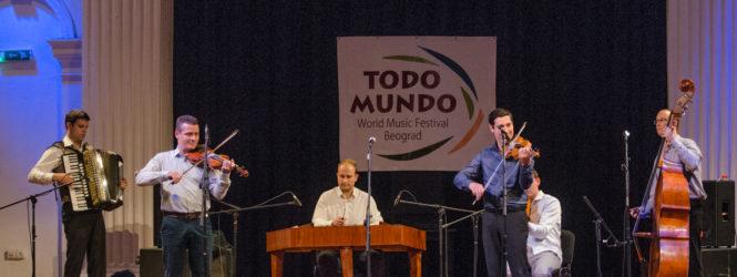 MAGOS koncert a Todo Mundo World Music Fesztiválon