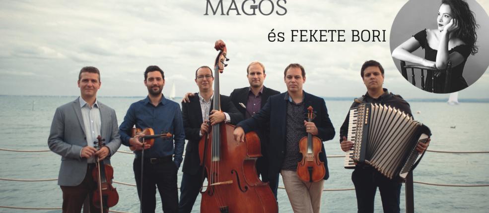 MAGOS koncert a XI. MEGiNT-en