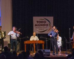 Koncertünk a belgrádi Todo Mundon