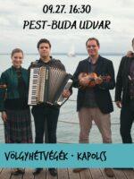 Kapolcsi Völgyhétvége / MAGOS koncert