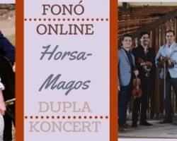 Horsa-Magos online koncert