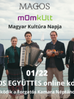 Online koncert a magyar kultúra napján