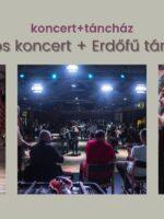 Koncert és Táncház    Fonó