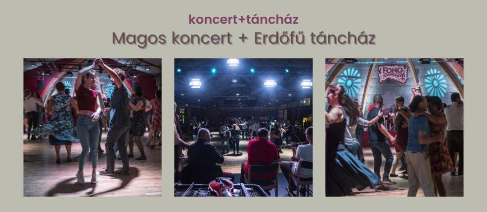 Magos koncert és táncház